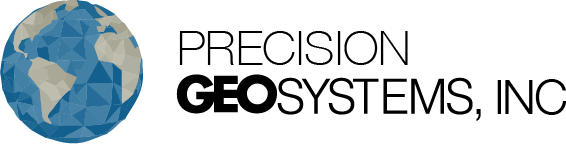 Logo Precision Geosystems, Inc.