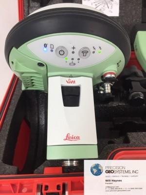 Leica GS15 GPS System