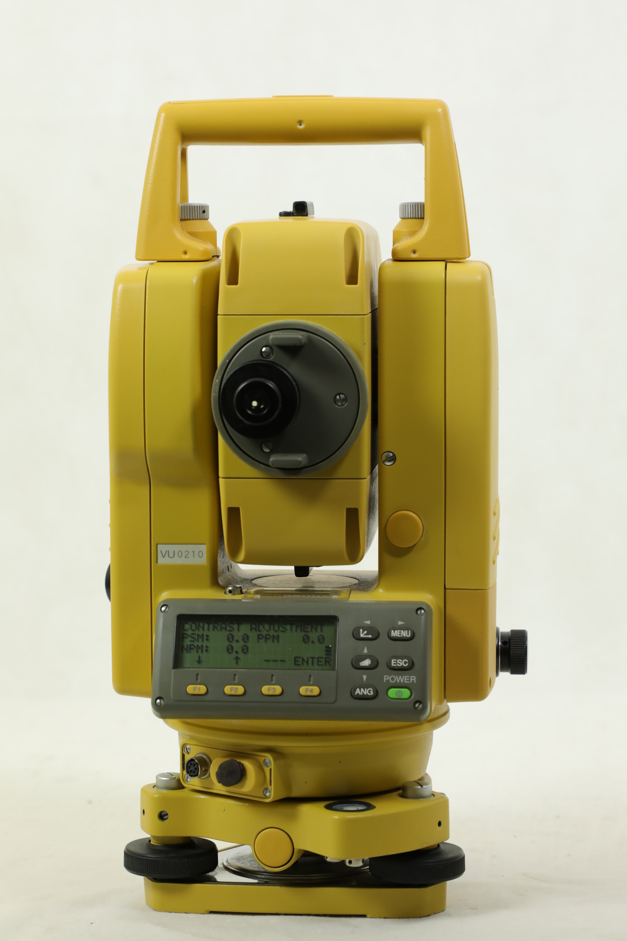 Topcon Gpt2006 6 Reflectorless Total Station With Tsc2