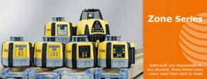 Geomax Laser Rotators