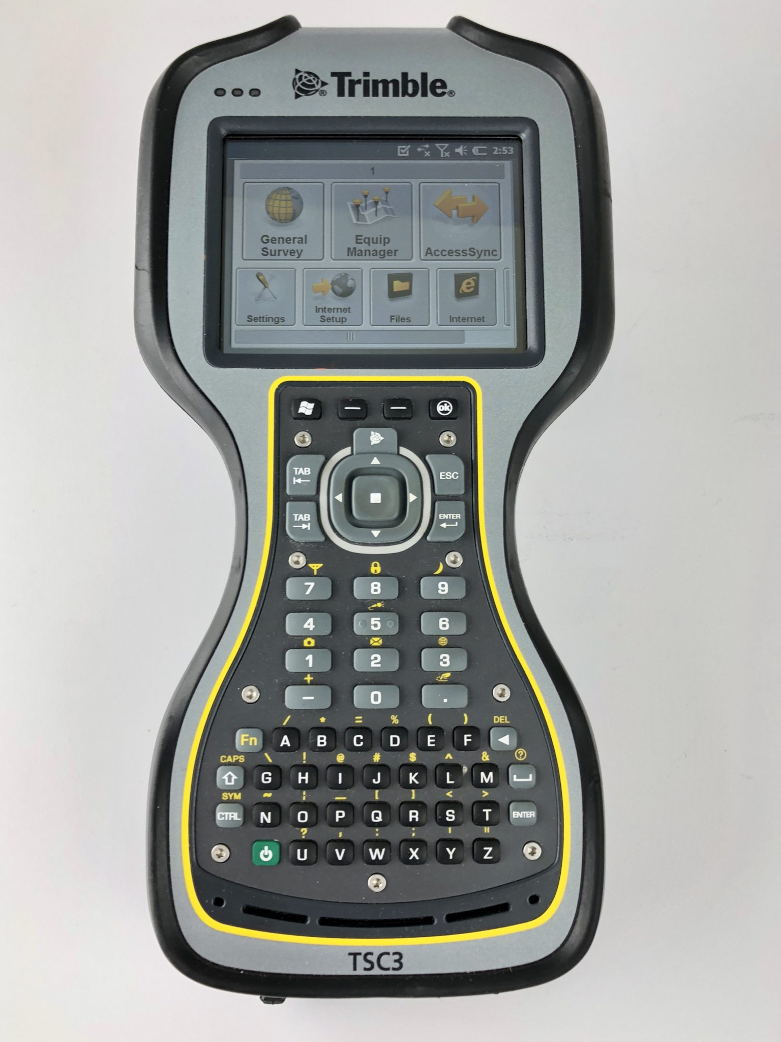 Certified Pre Owned >> Trimble TSC3 | Precision Geosystems, Inc.