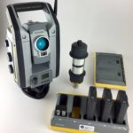 "Trimble S7 DR+ 3"" Robotic Reflectorless Total Station, AT360 Target"