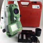 """Leica TCRP1203 R300, 3"""" Robotic Total Station, Reconditioned"""