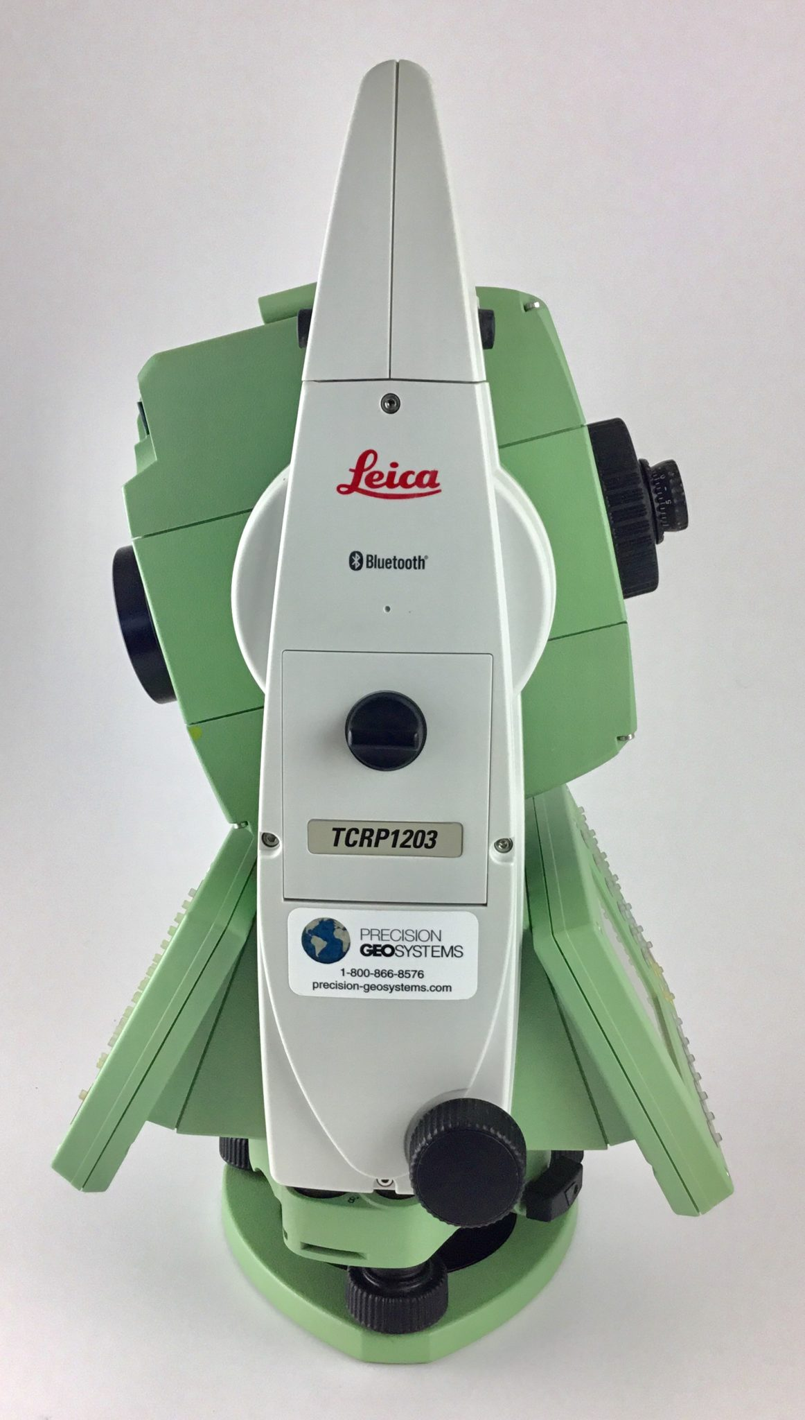 "Leica TCRP1203 R300, 3"" Robotic Total Station, Reconditioned"