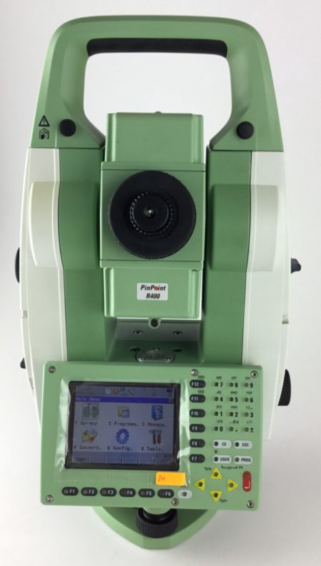 Leica TCRP1205+ R400