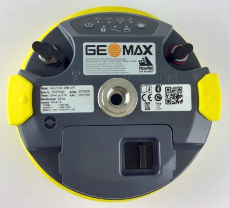 Geomax Zenith40 Demo