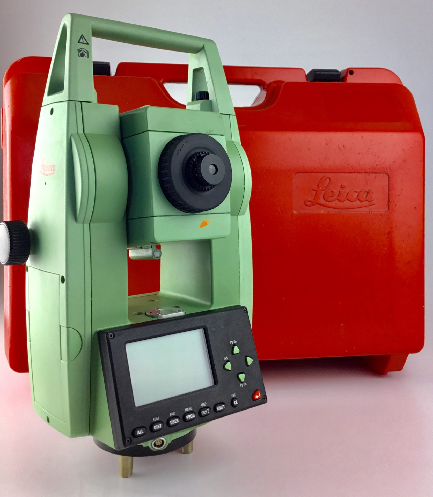Leica Tcr 305 5 U201d Reflectorless Total Station