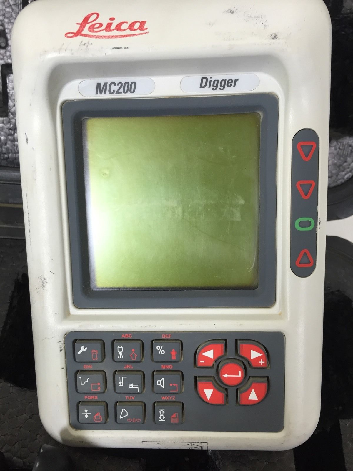 Leica Mc200 Mcp201 Digger Machine Control System
